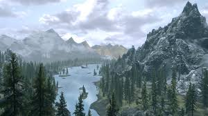 Skyrim Quality World Map by Yellow Distant Mountains Skyrim Technical Support The Nexus Forums