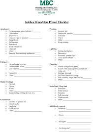 kitchen kitchen remodel checklist imposing on intended 8 kitchen
