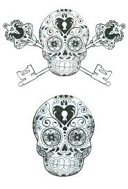 100 sugar skull couple tattoo king u0026 queen tattoos his