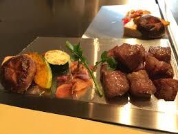 cuisine steak ช ดอาหารกลางว น สเต ก 100g มาพร อมเคร องเค ยง picture of steak