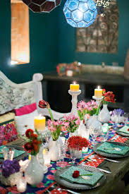 wedding reception ideas table decorations mexican wedding