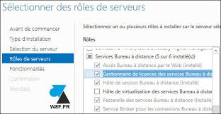 service bureau distance installer des cal rds sur windows server windowsfacile fr
