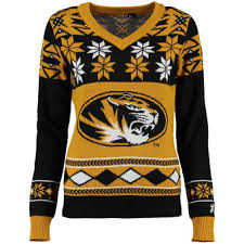 missouri tigers ugly sweaters missouri ugly christmas sweater