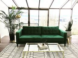Karlstad Chair Cover Velvet Sofa Covers U2013 Style Over Practicality We Don U0027t Think So