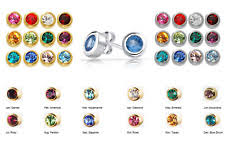 s birthstone earrings birthstone earrings ebay