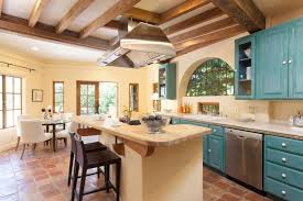 Kitchen Cabinets Oakland Ca French Country Mediterranean Style Home In Oakland Ca