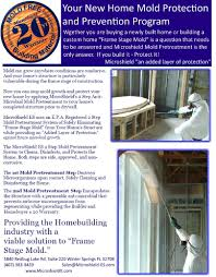 New Home Construction Steps Mold Pretreatment Certified Mold Free Building Materials