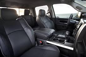 Dodge Ram Seat Upholstery 2012 Dodge Ram 1500 New Car Review Autotrader
