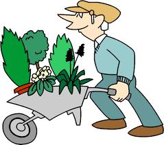 gardening emoji planting garden clipart china cps