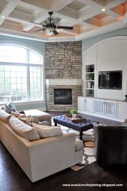 Square Living Room Layout by Best 25 Fireplace Furniture Arrangement Ideas On Pinterest
