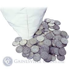90 silver coins 1 value gainesville coins