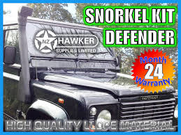 land rover snorkel hawker supplies ltd nz snorkel 4x4 land rover defender td5 tdi