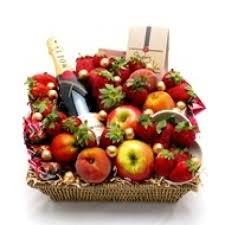 fruits and blooms basket the most fruit basket delivery to portugal in 3hr time regarding