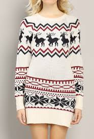 deer sweater dress shop sweaters at papaya clothing