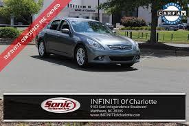 used lexus charlotte nc used 2015 infiniti q40 for sale charlotte nc jn1cv6ap7fm501548