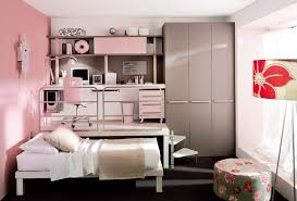 Pink Loft Teenage Bedroom Furniture Ideas For Small Rooms Home - Bedroom furniture ideas for small rooms