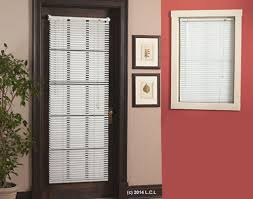 front door window treatments window blinds and shades u2014 decor trends best window blinds