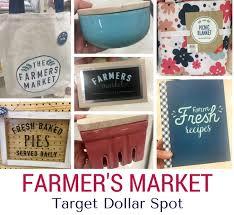 new farmer s market items in target dollar spot all things target
