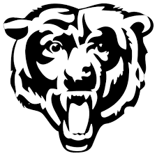 chicago bears coloring pages throughout omeletta me