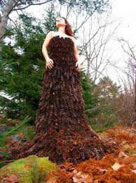 dress s dresses made of trash trees more