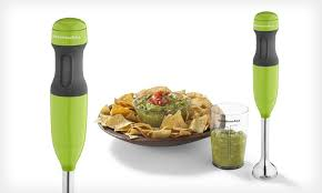 169 99 for a kitchenaid food processor and hand blender groupon