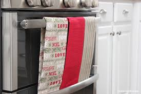 christmas kitchen décor how to nest for less
