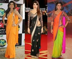 How To Drape A Gujarati Style Saree How To Wear A Saree In Different Styles Styles At Life
