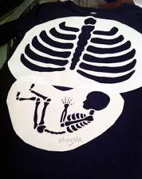 Pregnancy Halloween Costumes Skeleton Diy Pregnant Halloween Costume U0027ve Blog Posts