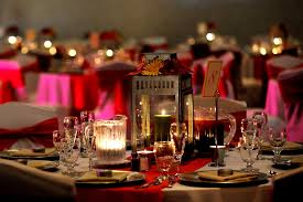 decorating ideas astonishing pink and black wedding decoration
