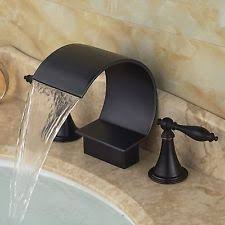 Oil Rubbed Bronze Bathroom Faucets by Oil Rubbed Bronze Bathroom Faucet Ebay