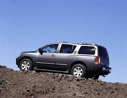 lifted nissan armada 2007 nissan armada pictures history value research news