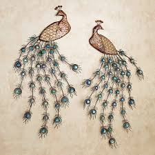 metal peacock wall pictures of peacock wall decor home decor ideas