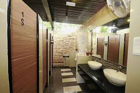 public bathroom design time to clean up our act in the toilet