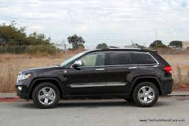 jeep grand cherokee limousine review 2013 jeep grand cherokee overland summit the truth about