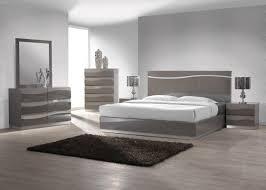amazing modern queen bedroom set u2013 contemporary bed bedroom 6 pc