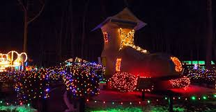 turtle back zoo lights amazing holiday light displays in central new jersey weiniger