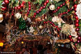 rolf s rolf s german restaurant christmas restaurant nyc