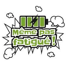 Meme Pas Fatigue - m礫me pas fatigu礬 t shirt enfant manches courtes coton blanc