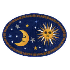 celestial bath rug home bed u0026 bath bath bathroom accessories