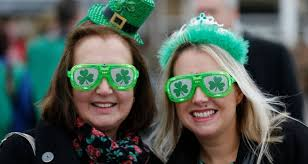 cold wet and blustery weather in store for st patrick u0027s day