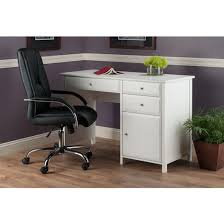 delta office writing desk delta office writing desk with storage in white black or walnut