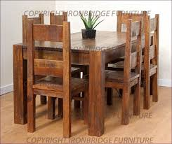 dining room rustic farm style dining table rustic extendable
