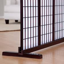3 panel room dividers on hayneedle tri fold screens