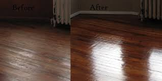 Refinished Hardwood Floors Before And After Expert Sanding Refinishing Repair And Restoration Services Nu