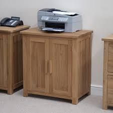 Desk With Printer Storage Printer Storage Cabinet Best Home Furniture Decoration