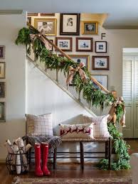 Banister Decorations For Christmas 10 Best Christmas Decorating Ideas Decorilla
