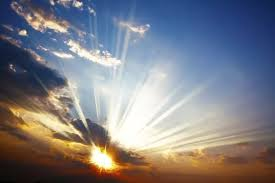 what are sun rays made up of quora