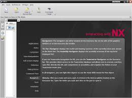 nx unigraphics tutorial installation of nx6 in windows 7 32bit
