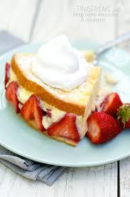fraiser cuisine my birthday birthday cake fraisier cake color me meg