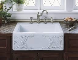 sink 33 almeria cast iron farmhouse kitchen sink amazing cast